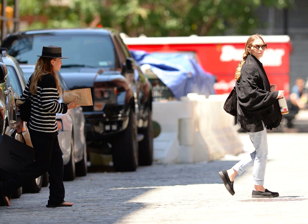 Mary-Kate and Ashley Own More Practical Shoes Than You Could Possibly Imagine