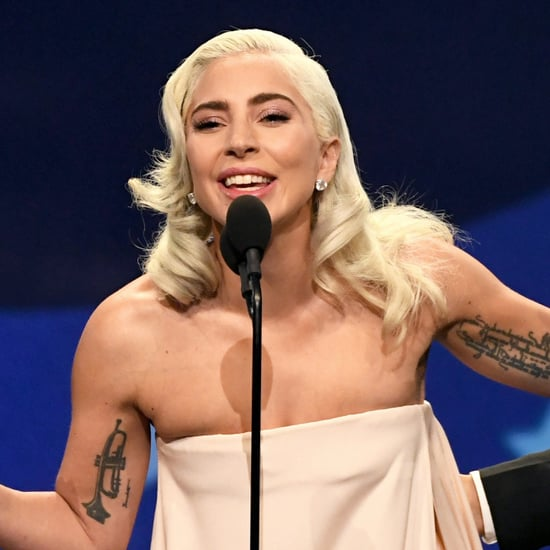 Lady Gaga's Speech at the 2019 Critics' Choice Awards