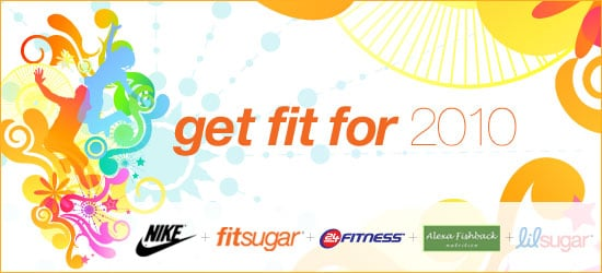 Enter Our Get Fit For 2010 Giveaway!