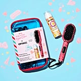 Amika x Netflix To All the Boys I've Loved Before Polished Perfection Mini Straightening Brush Set
