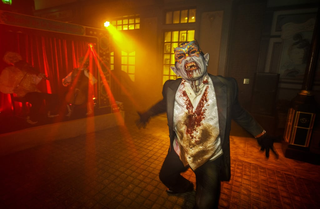 What Is an RIP Tour at Universal Halloween Horror Nights?