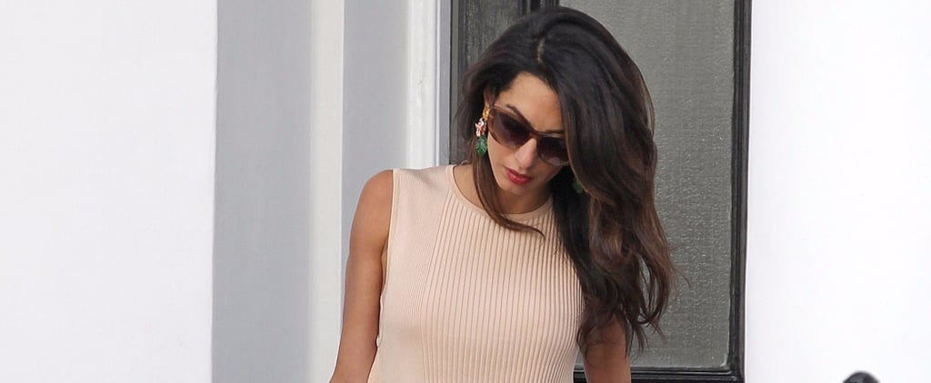 This Is Why Amal Clooney's Outfits Are Always So Darn Good