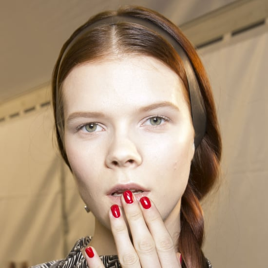 Nail Polish Trends | Paris Fashion Week Fall 2013