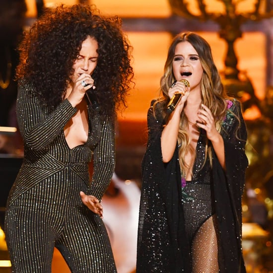 Maren Morris and Alicia Keys 2017 Grammys Performance Video