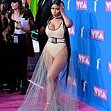 Nicki Minaj Outfit VMAs 2018