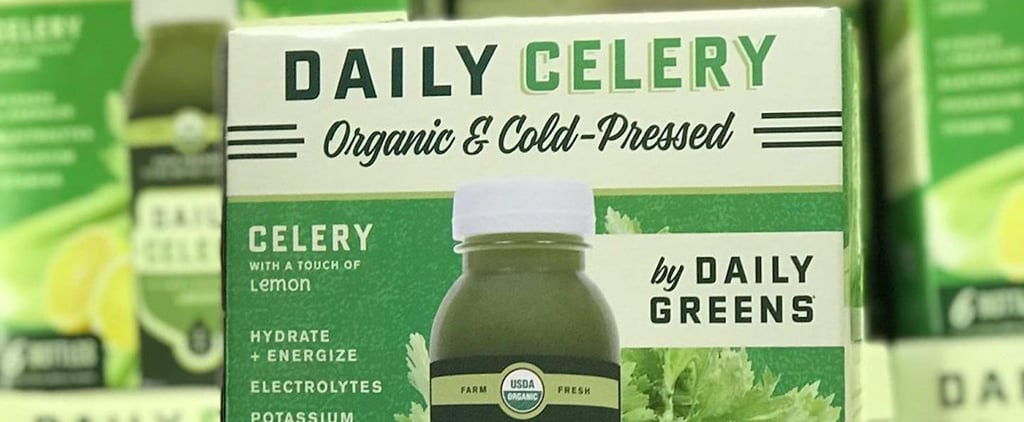 Costco Daily Greens Cold-Pressed Celery Juice