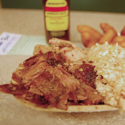 What Is North Carolina-Style Barbecue?