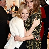 Kylie Minogue and Stella McCartney