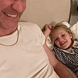 James Van Der Beek's Face When Olivia Says She Doesn't Believe Him