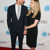 Amanda Seyfried Thomas Sadoski at World of Children Awards