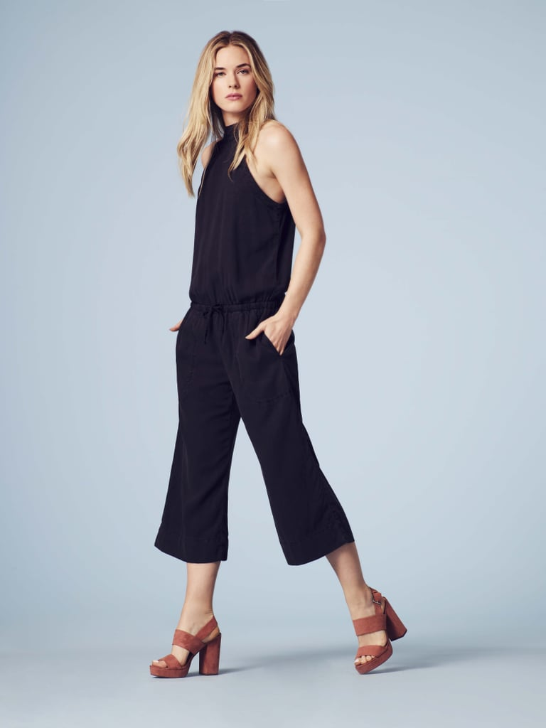 The culotte jumpsuit