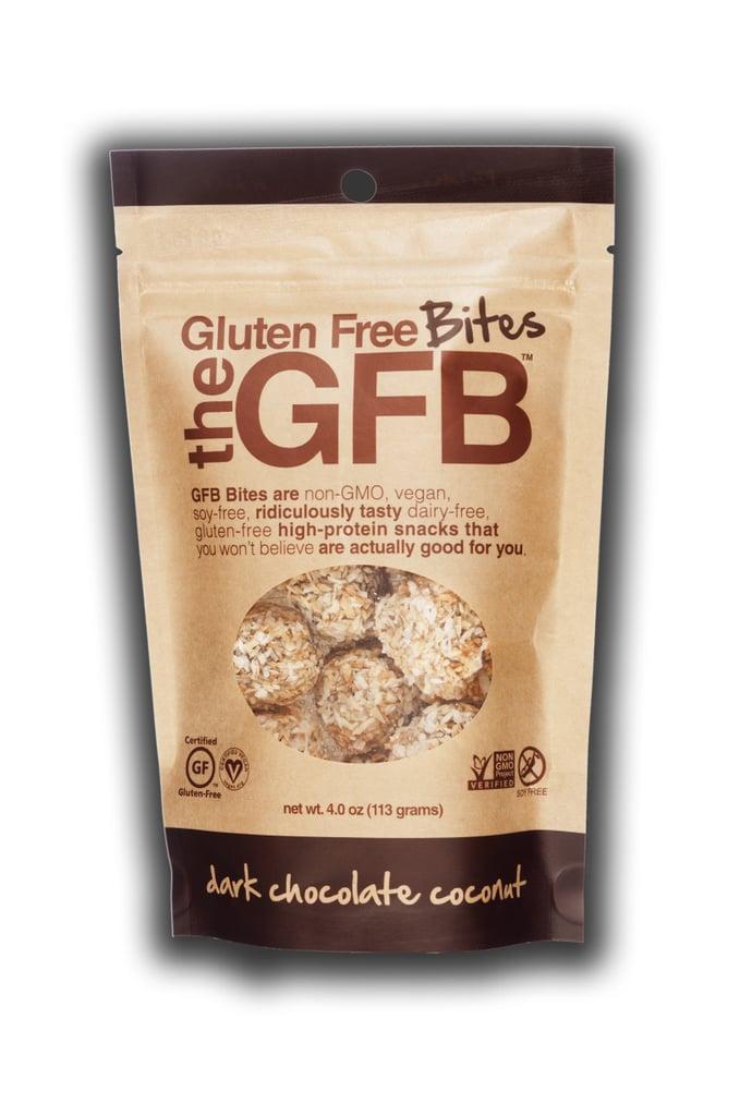 The Gluten-Free Bites Dark Chocolate Coconut Truffles