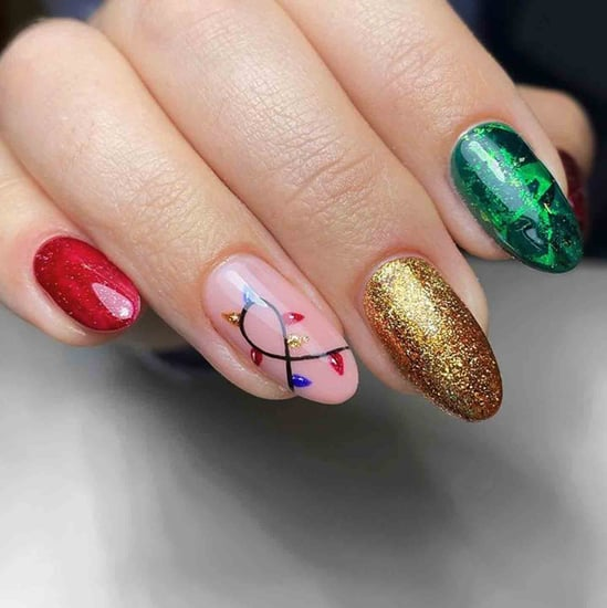 Christmas and Festive Nail Ideas 2020 For Every Skill Level
