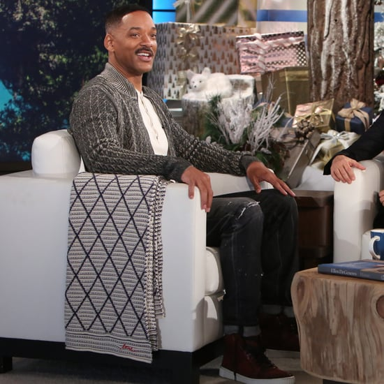 Will Smith Talking About Late Father With Ellen DeGeneres