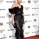 Jennifer Lopez at the 2019 IFP Gotham Awards