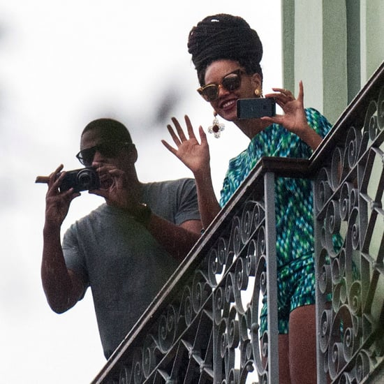 Pictures: Celebrity Couple Beyoncé & Jay-Z Holiday In Cuba