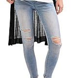 Maternity Over the Belly Skinny Jean