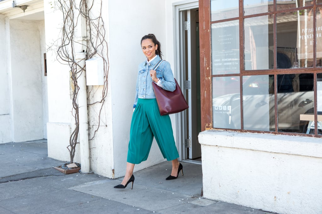 Strike the Right Shoe-Pant Proportion