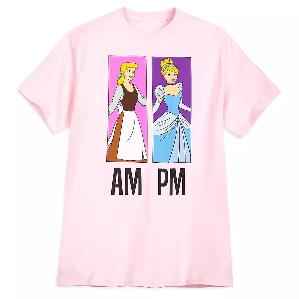 Cinderella AM / PM T-Shirt For Adults
