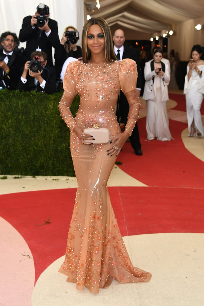 Is Beyoncé's Givenchy Dress Fit For the Met Gala Queen?