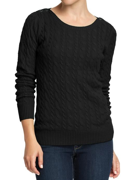 A Preppy Sweater