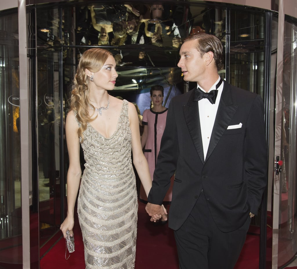 """It's been a big Summer for the British royals and we got to see the Swedish royals get married in a lavish ceremony, but now the Monaco royals are grabbing the spotlight! Pierre Casirahgi and his girlfriend of six years, Beatrice Borromeo, made it official with a wedding last Saturday. The civil ceremony at Monaco's Pink Palace was followed by a garden party and a reception at Monaco's Hotel de Paris. But the """"low-key"""" celebrations weren't the only plans for the couple's nuptials, since they'll have a more extravagant religious ceremony on Beatrice's family's private islands in Italy this weekend.  Twenty-seven-year-old Pierre, who is the son of Princess Caroline of Monaco and the grandson of Grace Kelly, met Beatrice in 2008 when they were both studying at University Luigi Bocconi in Milan. They became engaged in 2014 after Pierre proposed with a pear-shaped pink diamond. While he's seventh in line for the throne of Monaco, 29-year-old Beatrice, who is a journalist and TV host, has her own impressive family history. She is the daughter of two counts and has seven cardinals of the Roman Catholic Church, including an archbishop of Milan, who was also a saint, in her aristocratic lineage. The Borromeo family still owns the majority of the Borromean Islands on Lake Maggiore in Italy, which they have owned since the 17th century.  Scroll through to see the best pictures of the young couple through the years and then get ready for even more glamour this weekend!"""