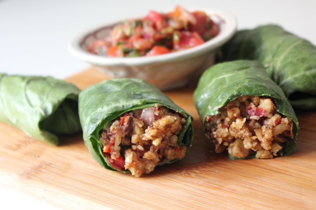 Collard Greens Wrap