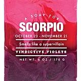 Bar Soap For Scorpio