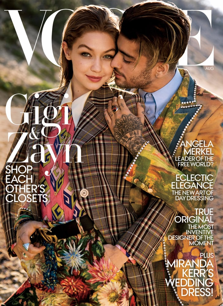 Vogue Apologises for Gigi Hadid and Zayn Malik's Controversial Magazine Cover