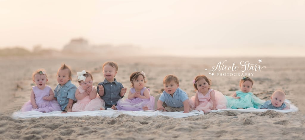 Photos of Babies With Down Syndrome Breastfeeding