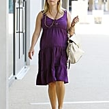 Reese Witherspoon Takes Her Pregnancy Style Around Town