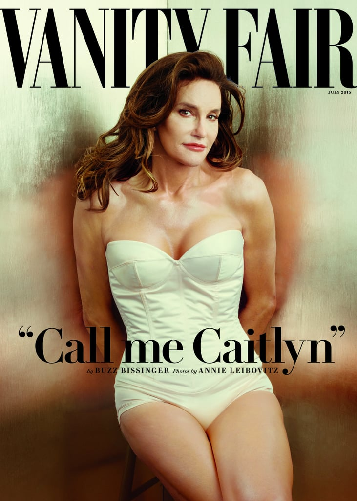 Bruce Jenner on the Cover of Vanity Fair 2015