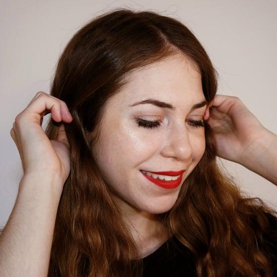 DIY Glitter Eyeliner