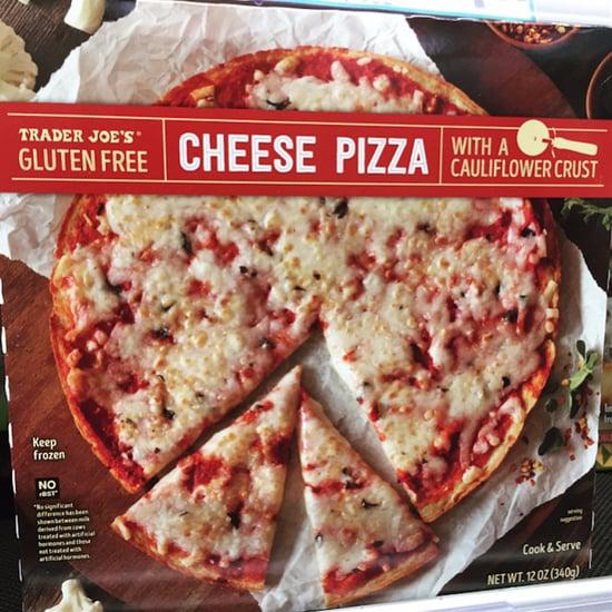 Trader Joe's Cauliflower Crust Cheese Pizza