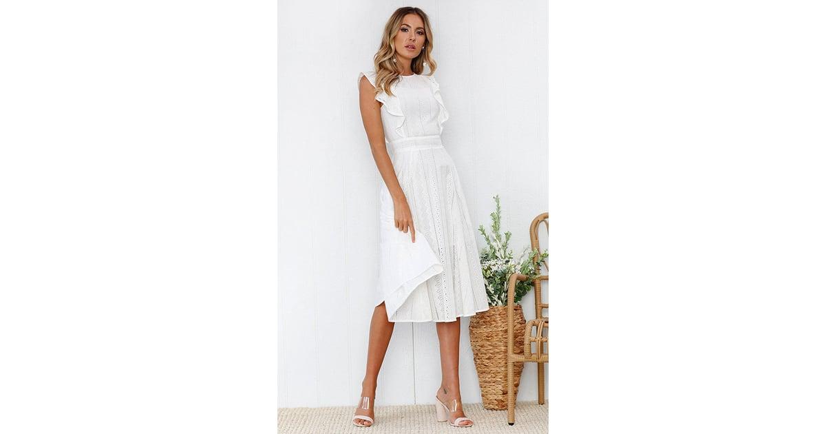 Best White Dresses On Amazon