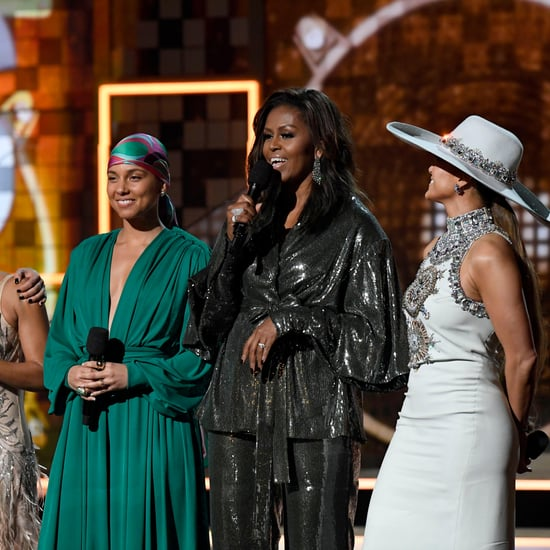 Reactions to Michelle Obama at the 2019 Grammys