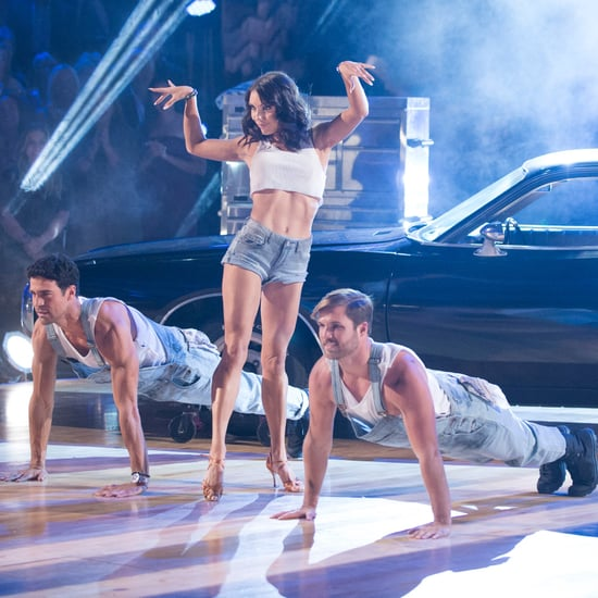 Joe Amabile and Jordan Kimball's Performance on DWTS Video