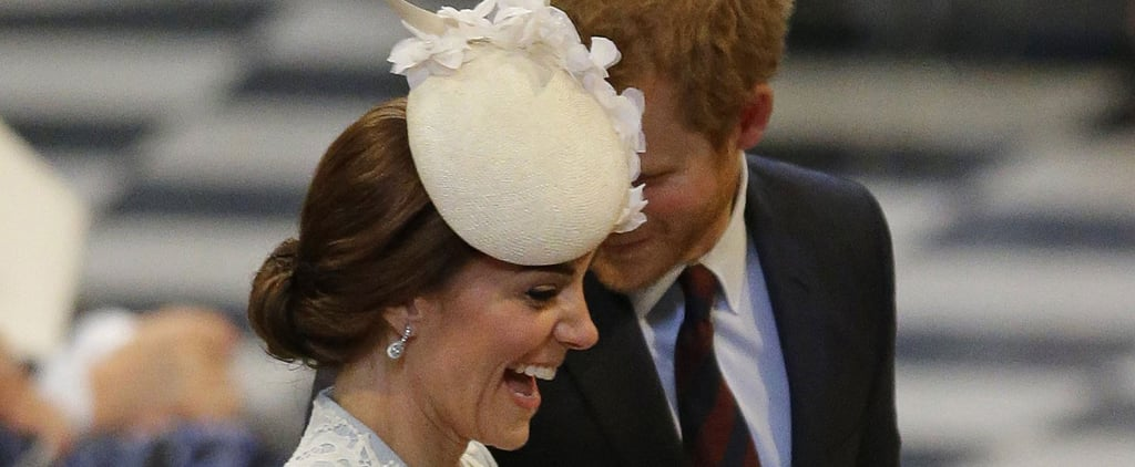 29 Times Kate Middleton and Prince Harry Got a Kick Out of Each Other