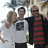 Andrew Garfield Emma Stone Cancun Pictures
