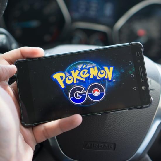 Pokemon Go Causes Car Accident