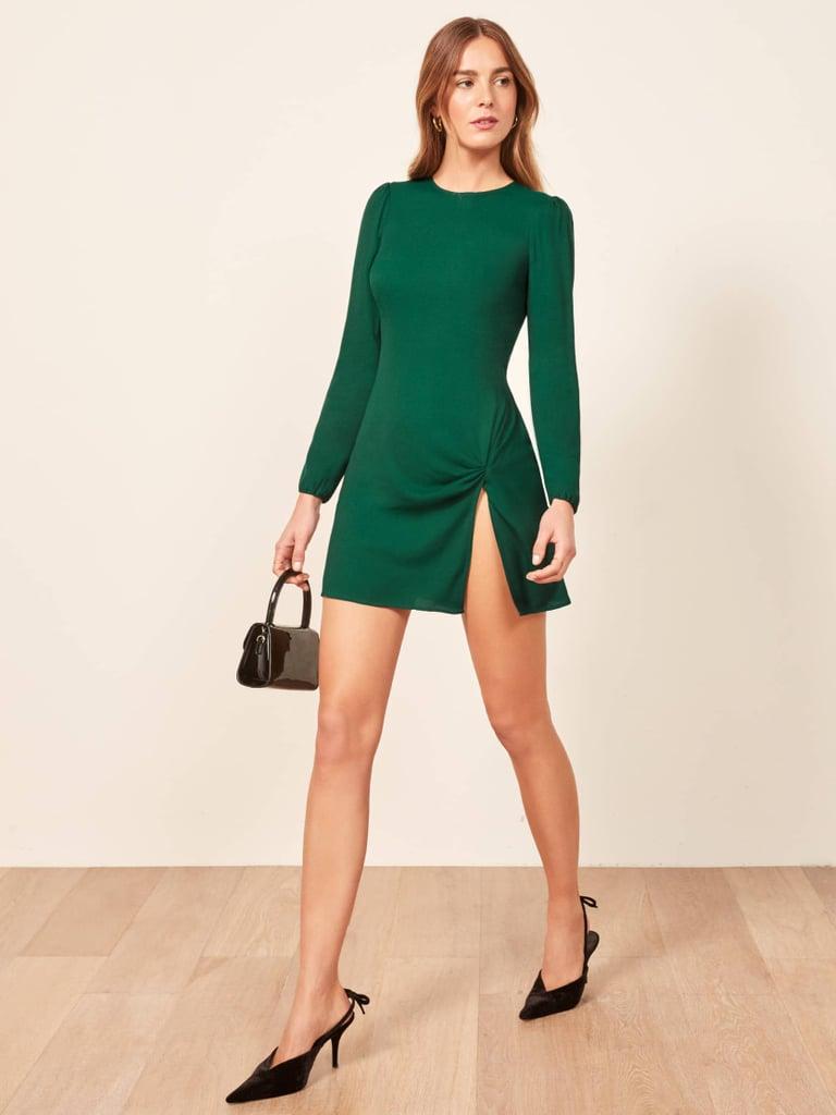 bf91607cbdfd Reformation Cara Dress | Best Gifts by Zodiac Sign | POPSUGAR ...
