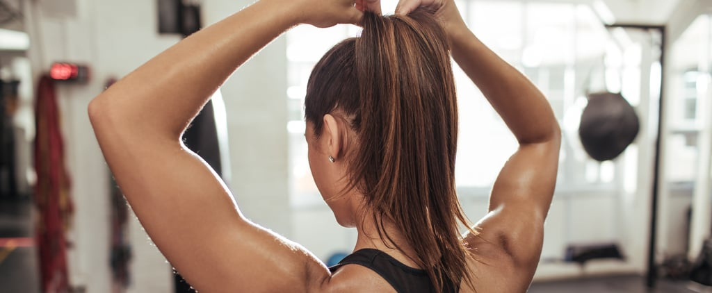 Upper Body Workout For Women at the Gym