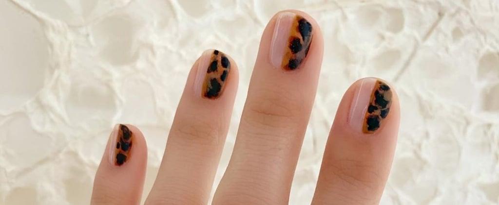Tortoiseshell Nail Trend