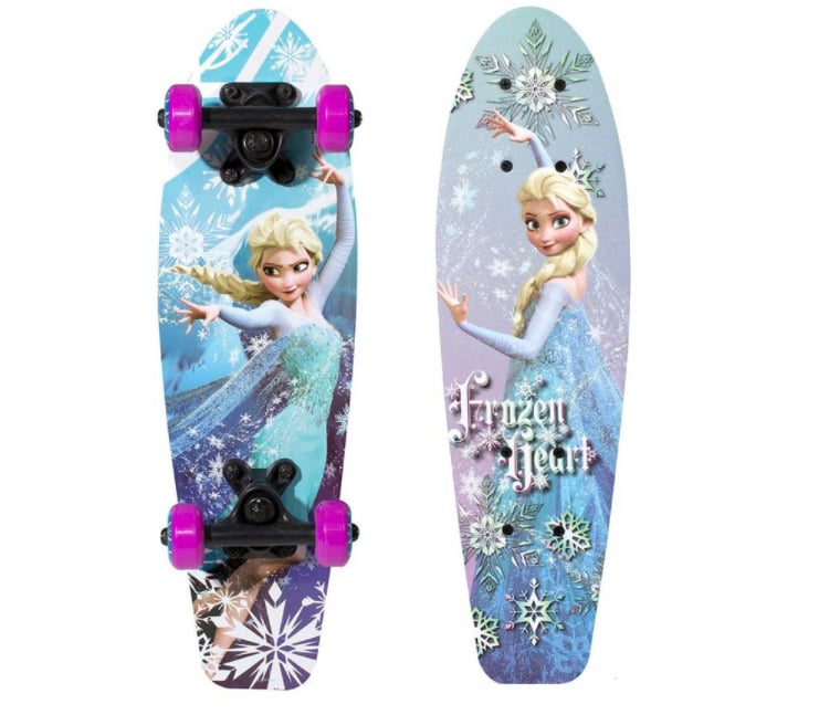 Disney Frozen Wood Cruiser Skateboard