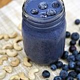Blueberry Cheesecake Smoothie