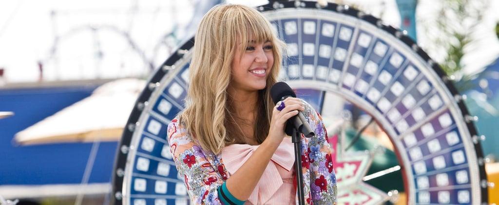 Miley Cyrus Singing Hannah Montana Theme Song February 2019