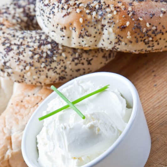 Healthy Bagel Spreads