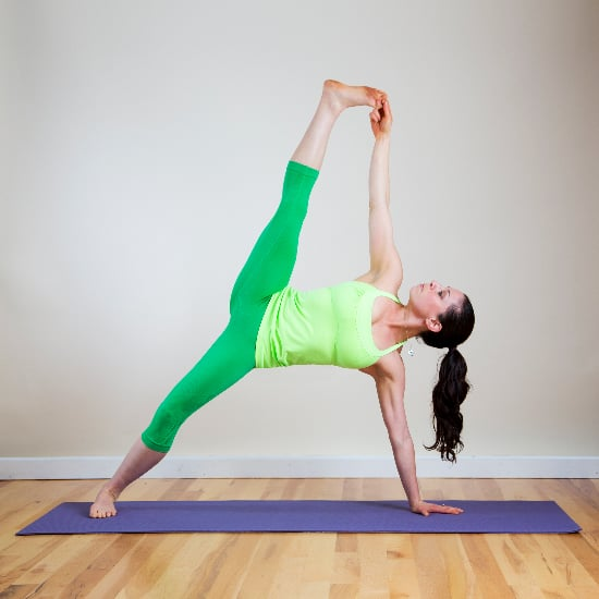 Yoga Sequence For Abs and Legs