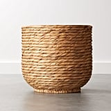 Get the Look: Coil Natural Palm Basket