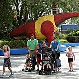 Photos of Legoland After Reopening Amid Coronavirus